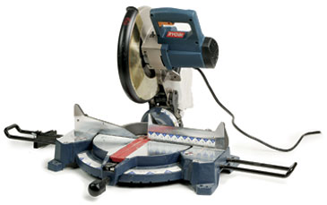 12 in compound miter saw ts1551dxl finewoodworking least expensive saw in the group but it needs a better blade for cutting trim greentooth Images