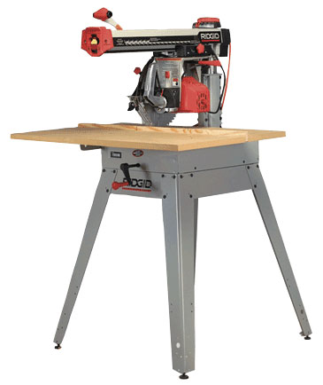 Radial-Arm Saw RS1000 - FineWoodworking