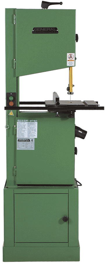 14-in. Bandsaw 90-100 M1 - FineWoodworking