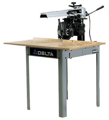 Radial arm saw 33 830 finewoodworking of the 17 models of radial arm saws that delta machinery offers this is the only 10 in version this saw is priced to compete with the ridgid and sears greentooth Images