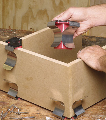 Jointer Clamp Finewoodworking