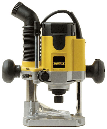 Midsize plunge router dw621 finewoodworking midsize plunge routers those in the 2 hp class have enough muscle to tackle most tasks yet theyre relatively easy to handle unlike a fixed base router keyboard keysfo Image collections