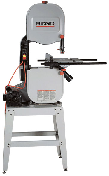 Ridgid Bandsaw Review Model BS-1400 - FineWoodworking