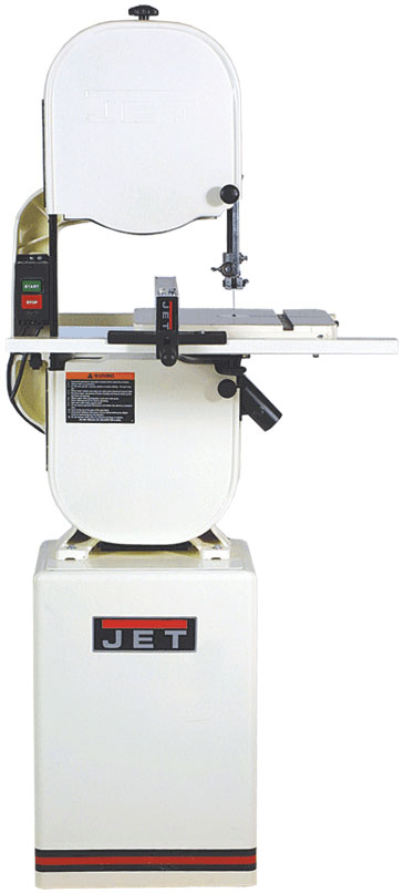 14-in. Bandsaw JWBS-14CS - FineWoodworking