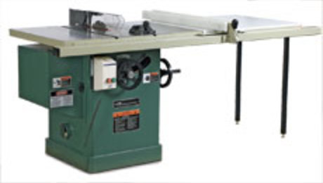 10 In Cabinet Saw Bw10lts Finewoodworking