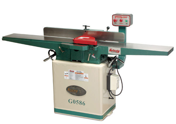 8 In Jointer G0586 Finewoodworking