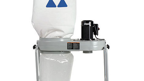 50 760 Portable Dust Collector Finewoodworking
