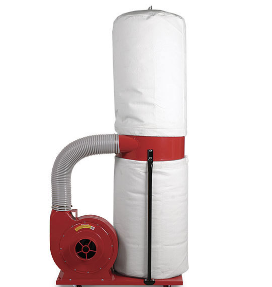 Portable Dust Collector Dc2v2 Finewoodworking