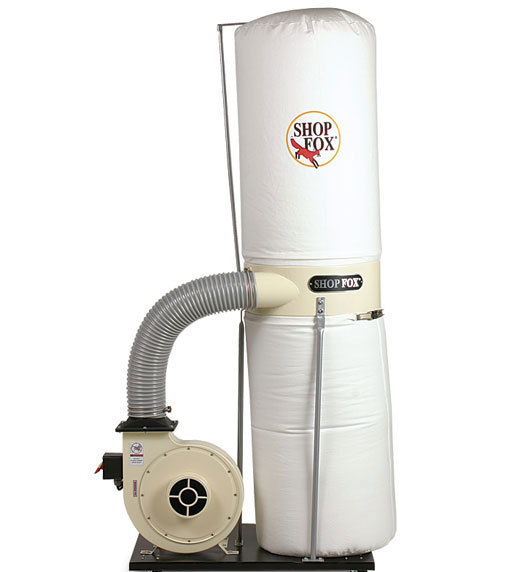 Shop Fox Portable Dust Collector W1685 Finewoodworking