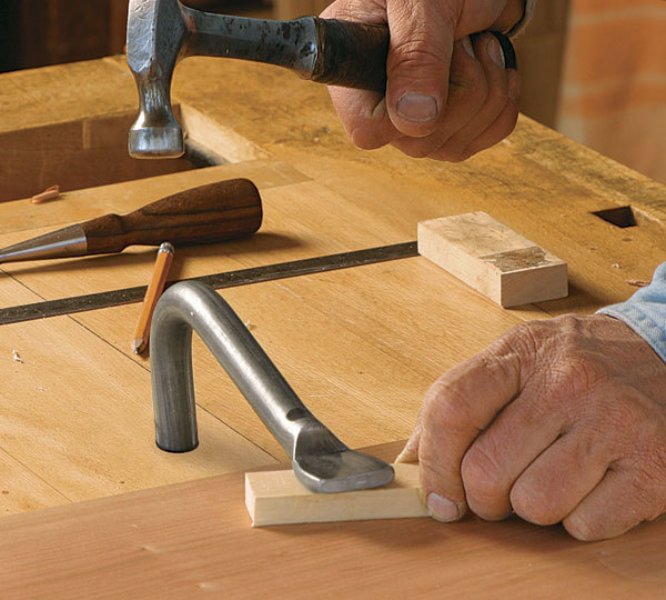 Holdfasts Finewoodworking