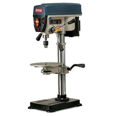 Ryobi Dp121l Benchtop Drill Press Finewoodworking