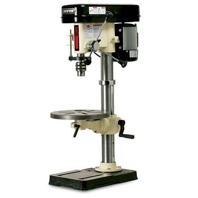Shop Fox W1668 Benchtop Drill Press - FineWoodworking