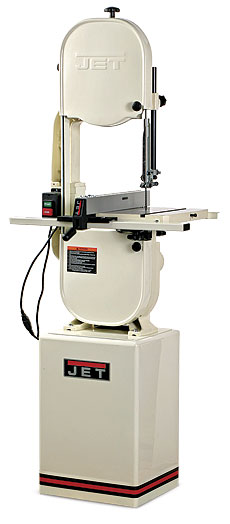 Jet JWBS-14DX 14-in. Bandsaw - FineWoodworking