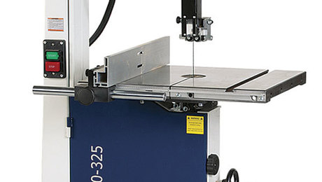 10-325 14-in  Bandsaw - FineWoodworking