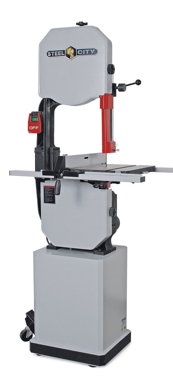 Steel City 50100 14 In Bandsaw Finewoodworking