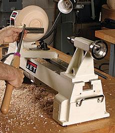 1220vs Mini Lathe Finewoodworking