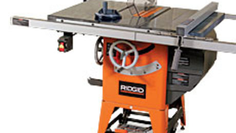 Ridgid R4512 Tablesaw Review (Home Depot) - YouTube