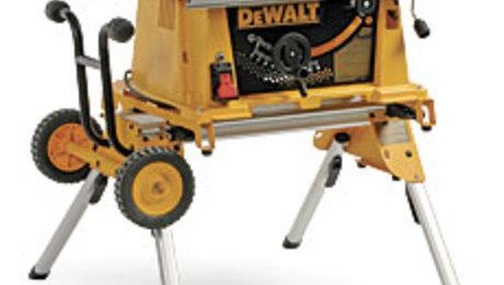 Dewalt Dw744x Portable Tablesaw Finewoodworking