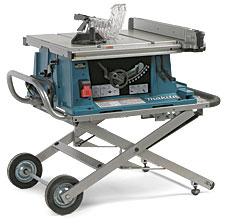 Makita 2705x1 Portable Tablesaw Finewoodworking