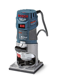 Bosch colt trim router finewoodworking the bosch is comfortable to hold it also is bottom heavy so it was well balanced and stable in use the square base works well with a straightedge keyboard keysfo Image collections