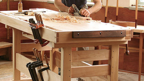 Our Best Workbenches Finewoodworking