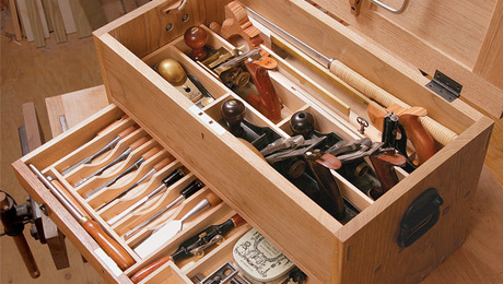 The Essential Tool Chest - FineWoodworking