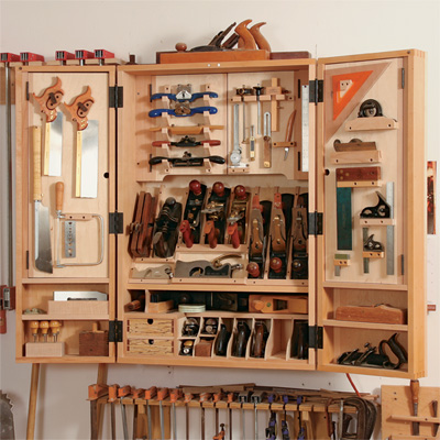 The Best Ways To Store Your Tools - FineWoodworking