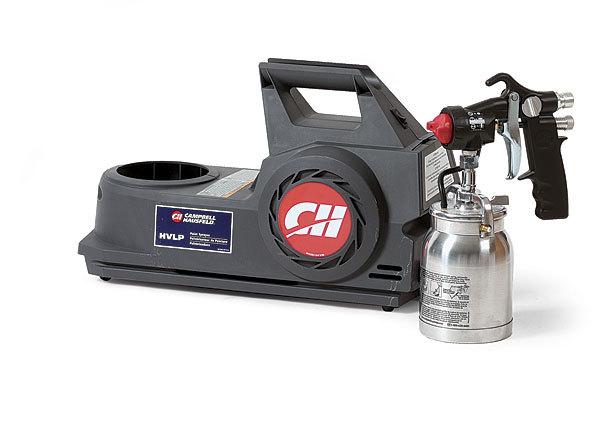 Campbell Hausfeld Hv2002 Spray System Finewoodworking