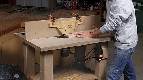 Working Class Router Table