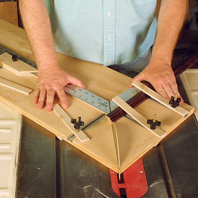 Top Tips For Making Picture Frames Finewoodworking