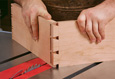 tablesaw dovetails