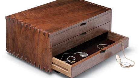 Boxes - Jewelry - FineWoodworking