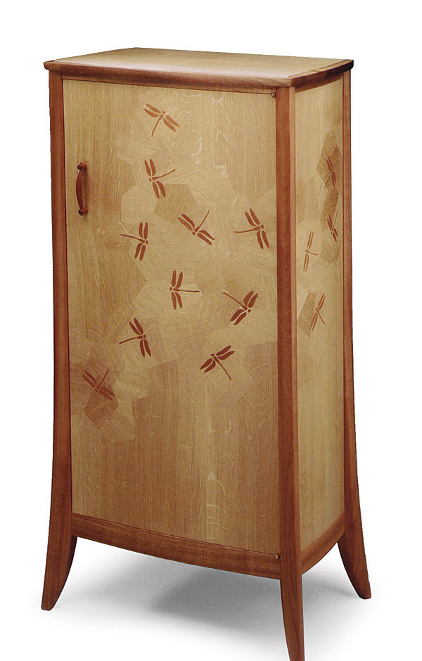 Synopsis Tim Coleman makes curved doors using a shopmade solid-wood core sandwiched between veneers. The first layer of veneer on both sides is oriented ...  sc 1 st  Fine Woodworking & Curved doors simplified - FineWoodworking