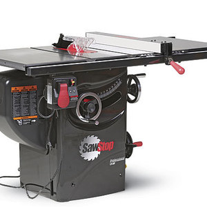 Review Redesigned Delta Unisaw 10 In Cabinet Saw