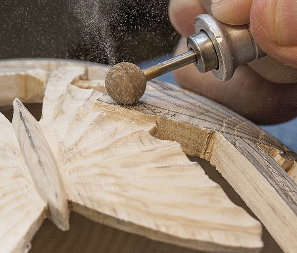 How to Carve Butterflies - FineWoodworking