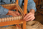 How to Weave with Danish Cord