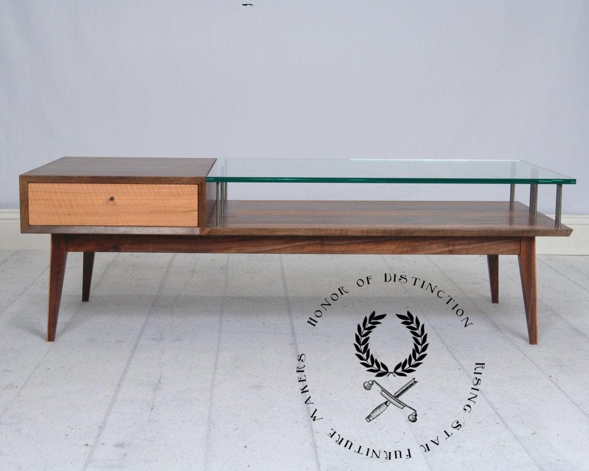 Modern Mid Century Modern Coffee Table Finewoodworking