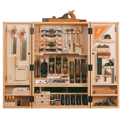 Build a hanging tool cabinet finewoodworking for Building design tool