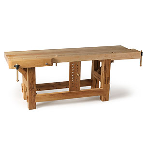 Hybrid Roubo Workbench Plans And How To Video Workshop