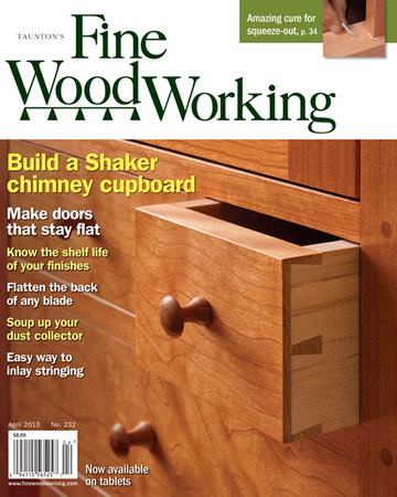 232 Mar Apr 2013 Finewoodworking