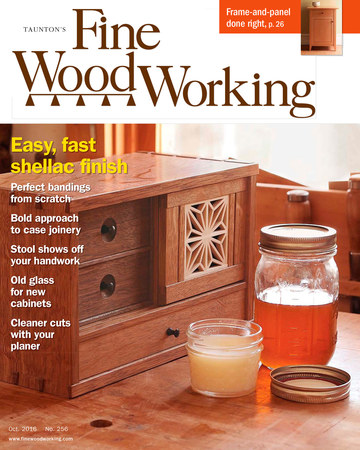 256 Sep Oct 2016 Finewoodworking
