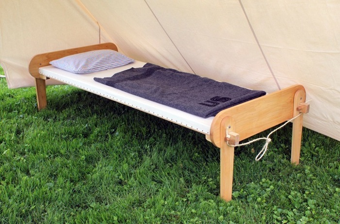 Bed Finewoodworking