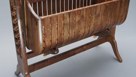 Cradle Finewoodworking