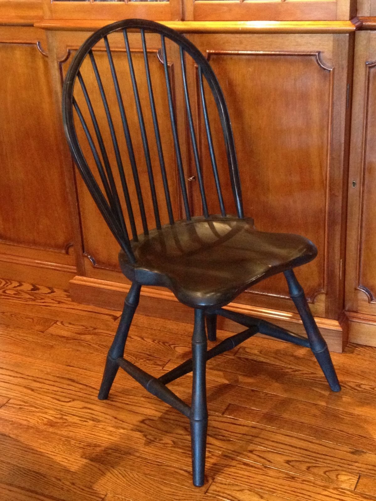 Modeling a Windsor Bowback Side Chair - FineWoodworking