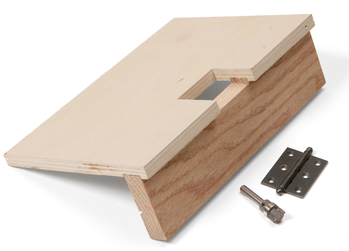 Router Jig For Kitchen Door Hinges