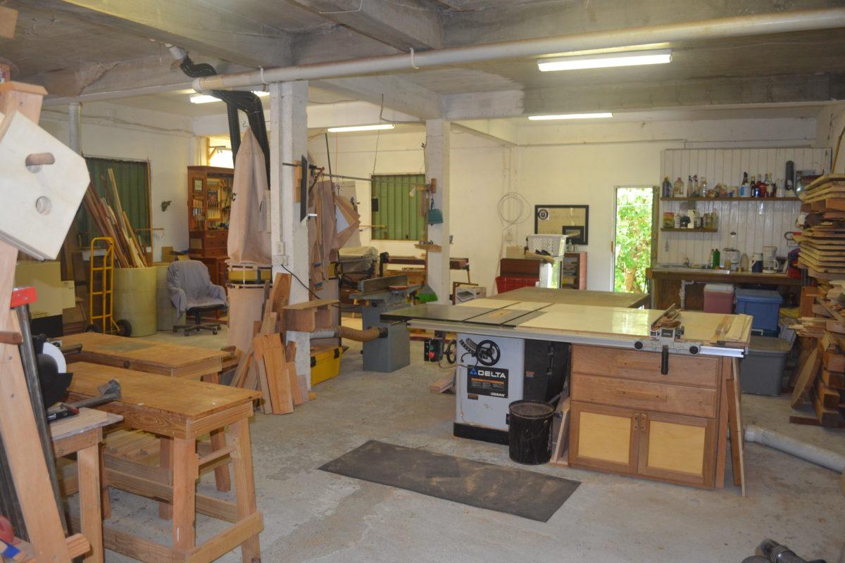 Grenada Woodworking Shop Finewoodworking
