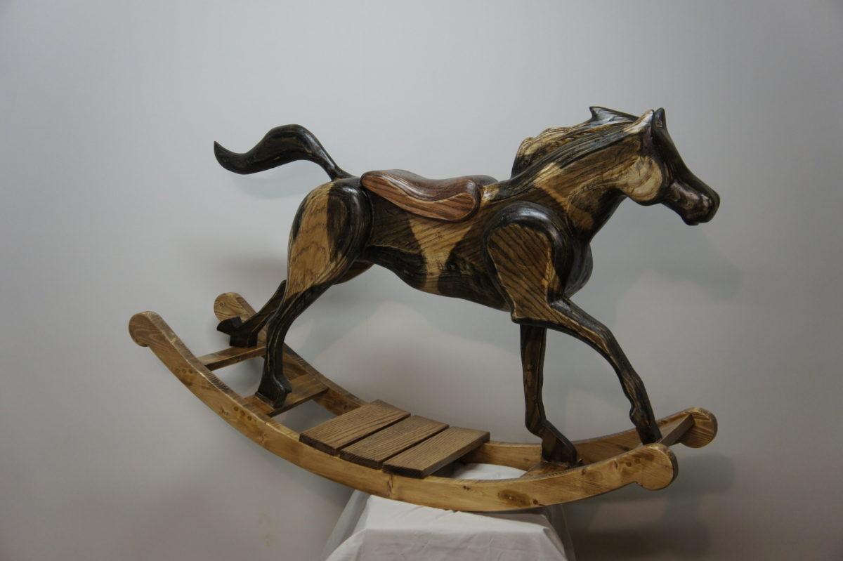 Custom Rocking Horse - FineWoodworking