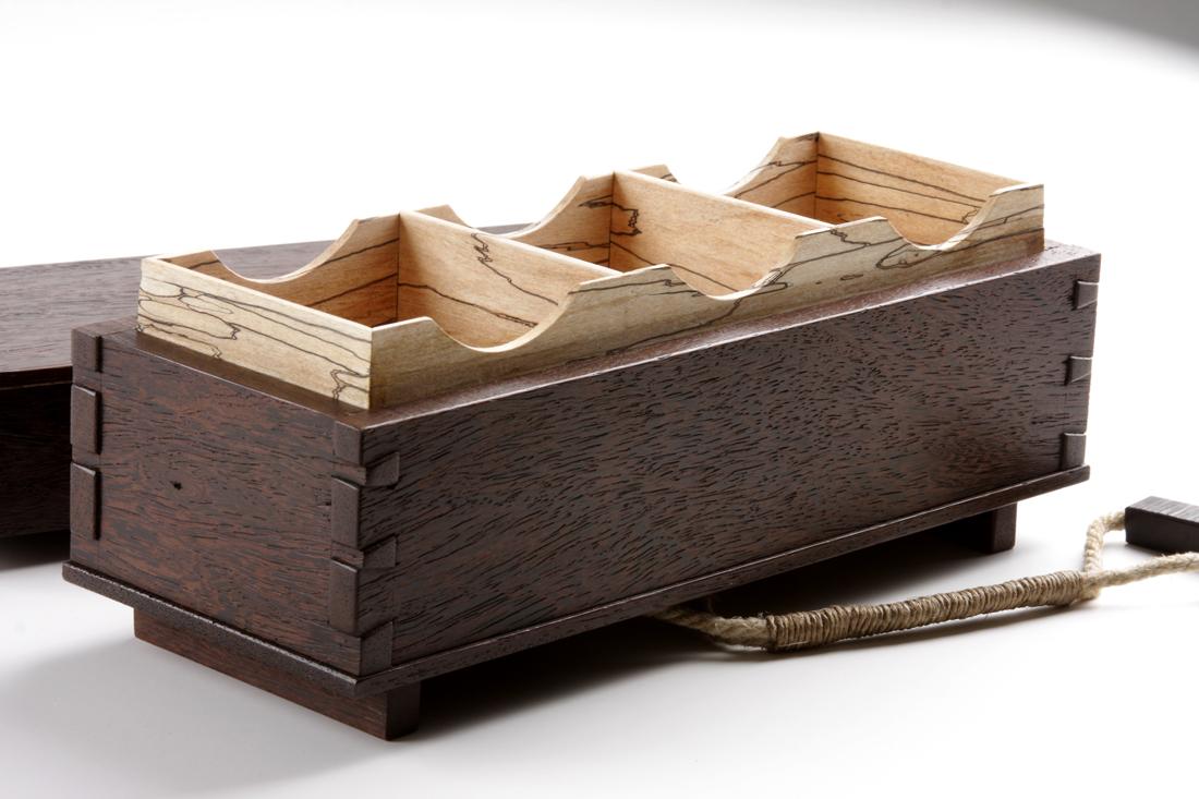 Design Journal A Tea Box Gets A Face Lift Finewoodworking