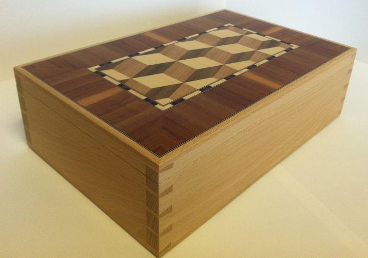 Handmade Dovetail Box Finewoodworking