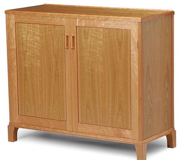 Gentil Plywood Cabinet